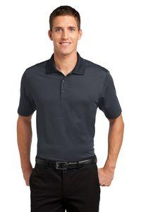 Port Authority Fine Stripe Performance Polo Shirt