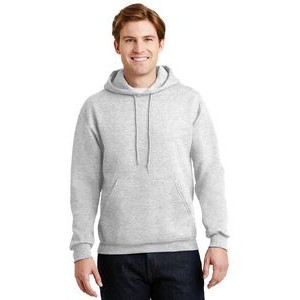 Jerzees® Men's Super Sweats® NuBlend® Pullover Hooded Sweatshirt