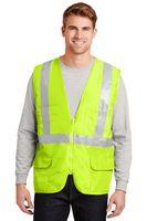Cornerstone® ANSI 107 Class 2 Mesh Back Safety Vest