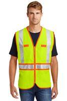Cornerstone® ANSI 107 Class 2 Dual-Color Safety Vest
