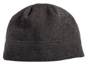 Port Authority Heathered Knit Beanie Hat