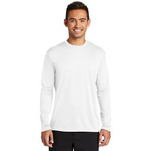 Port & Company® Men's Long Sleeve Performance Tee