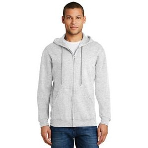 Jerzees® Men's NuBlend® Full-Zip Hooded Sweatshirt