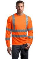 Cornerstone® ANSI 107 Class 3 Long Sleeve Snag Resistant Reflective T-Shirt