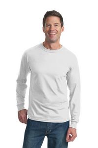 Fruit of the Loom® Men's HD Cotton™ 100% Cotton Long Sleeve T-Shirt