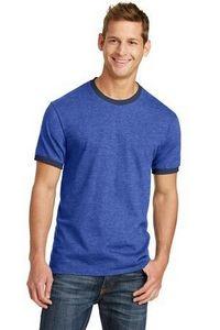 Port & Company 5.4 Oz. 100 percent Cotton Ringer Tee Shirt