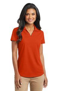 Port Authority Ladies Dry Zone Grid Polo Shirt
