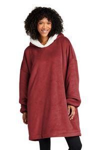Custom Port Authority Mountain Lodge Wearable Blanket