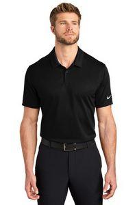 Nike Golf Mens Dry Essential Solid Polo