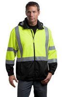 Cornerstone® ANSI 107 Class 3 Safety Windbreaker Jacket