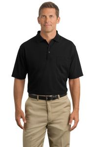CornerStone® Industrial Pique Knit Polo Shirt