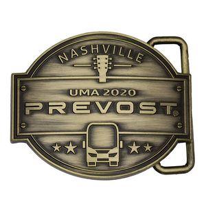 Die Cast Belt Buckle antique brass