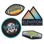 Custom Custom Full Color Sublimated Patches (2-1/2