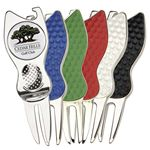 Contour Golf Divot Fixer Tool w/ Bottle Opener
