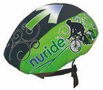 Custom Bicycle Helmet Cover - Full Color