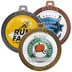 Custom Speed Medal - 3