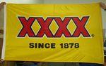 Flag Nylon Custom Screen Printed 4 x 6 feet 3 colors