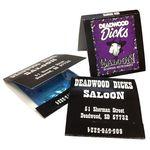 Custom Condom Matchbook Full-Color w/ Condom