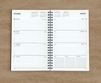 Academic / Fiscal Desk Planner