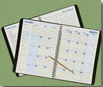 Custom Monthly Contractors Planner