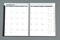 Large Monthly Desk Calendar