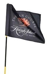 Full Color Golf Sponsorship Pin Flag