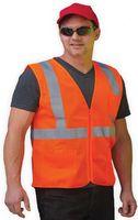 High Visibility Safety Vest w/ Pockets (M-5XL)