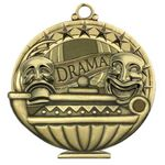 Custom Drama Academic Performance Medallion