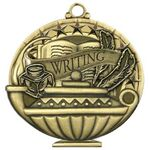 Custom Writing Academic Performance Medallion