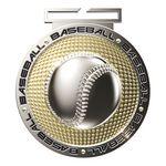 Custom Dual Plated Medallions 3' (17 Options)