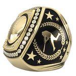 Custom Stock Assembled Epic (Hybrid) Ring
