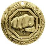 Custom 3'' World Class MMA Medallion