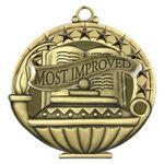 Custom Most Improved Academic Performance Medallion
