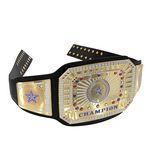 Custom Ultimate Championship Belt in Black