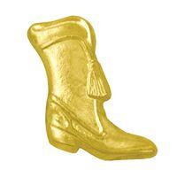 Boot Majorette Bright Gold Chenille Lapel Pin