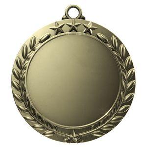 Custom Antique Star Wreath Insert Medallions (2-3/4
