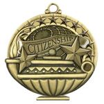Custom Citizenship Academic Performance Medallion