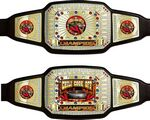 Custom Chili Cook Off stock Insert labels For EXPRESS-CAB1 or EXPRESS-CAB2 Champion Award Belts