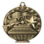 Custom MVP Academic Performance Medallion