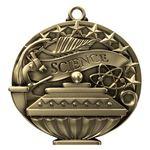 Custom Science Academic Performance Medallion