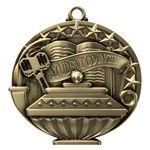 Custom Student Council Academic Performance Medallion