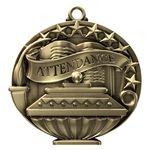 Custom Attendance Academic Performance Medallion