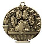 Custom Paw Academic Performance Medallion