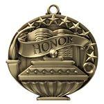 Custom Honor Academic Performance Medallion