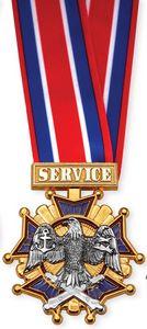 Custom Qualicast Medallions (3-1/4)