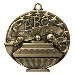 Custom Spelling Bee Academic Performance Medallion