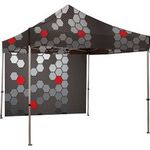 Custom 10x10 Canopy - Hardware - Canopy & Back Wall Graphics