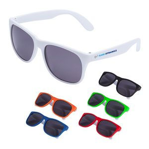ffe5208e21 Flare Two-Tone Sunglasses - VB5007 - IdeaStage Promotional Products
