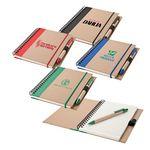 Custom Perth Notebook & Pen