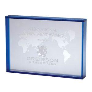 Crystal World Map